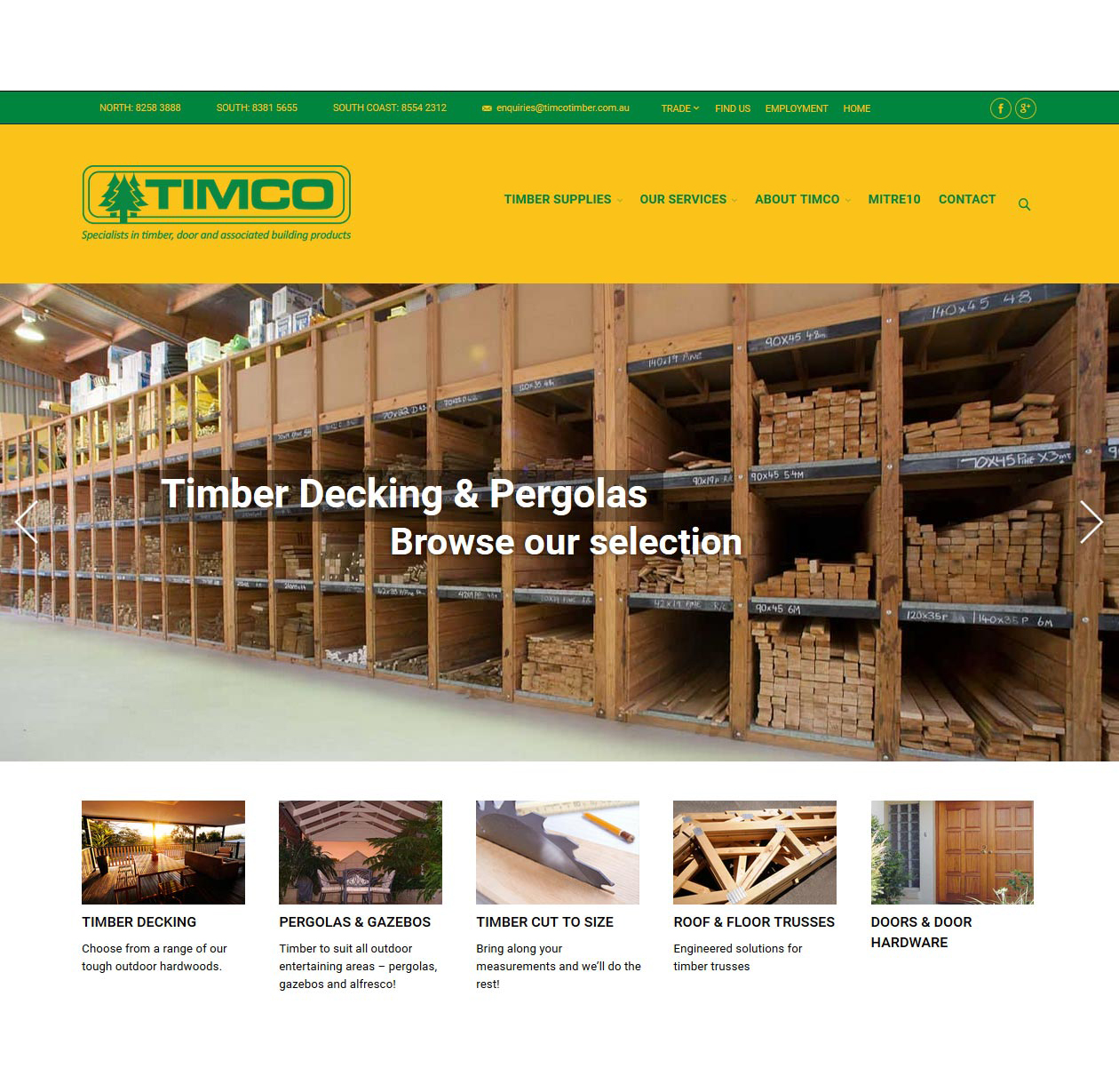 Timco Timber - Easom Images